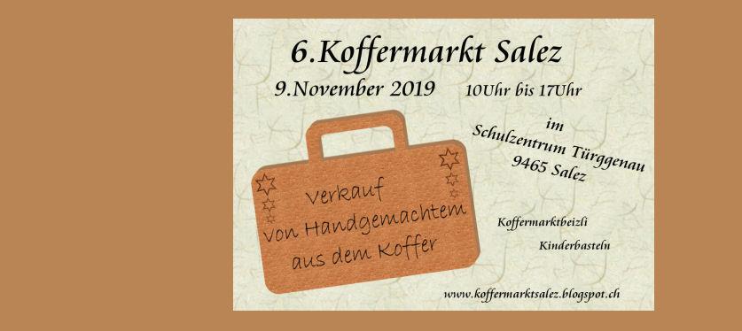 Koffermarkt Salez