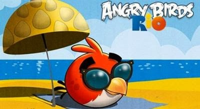 Angry Birds Rio free download pc game