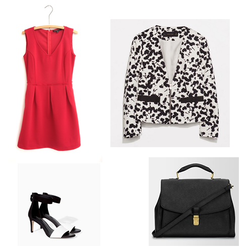 1 Item, 3 Ways: Canada Day Edition with Zara and Danier Leather
