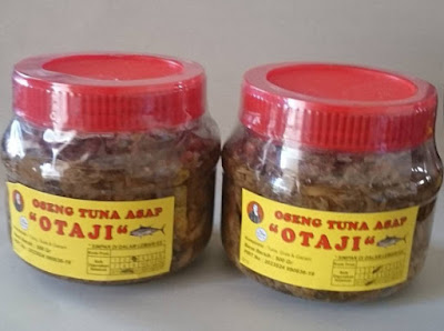 supplier otaji oseng tuna asap