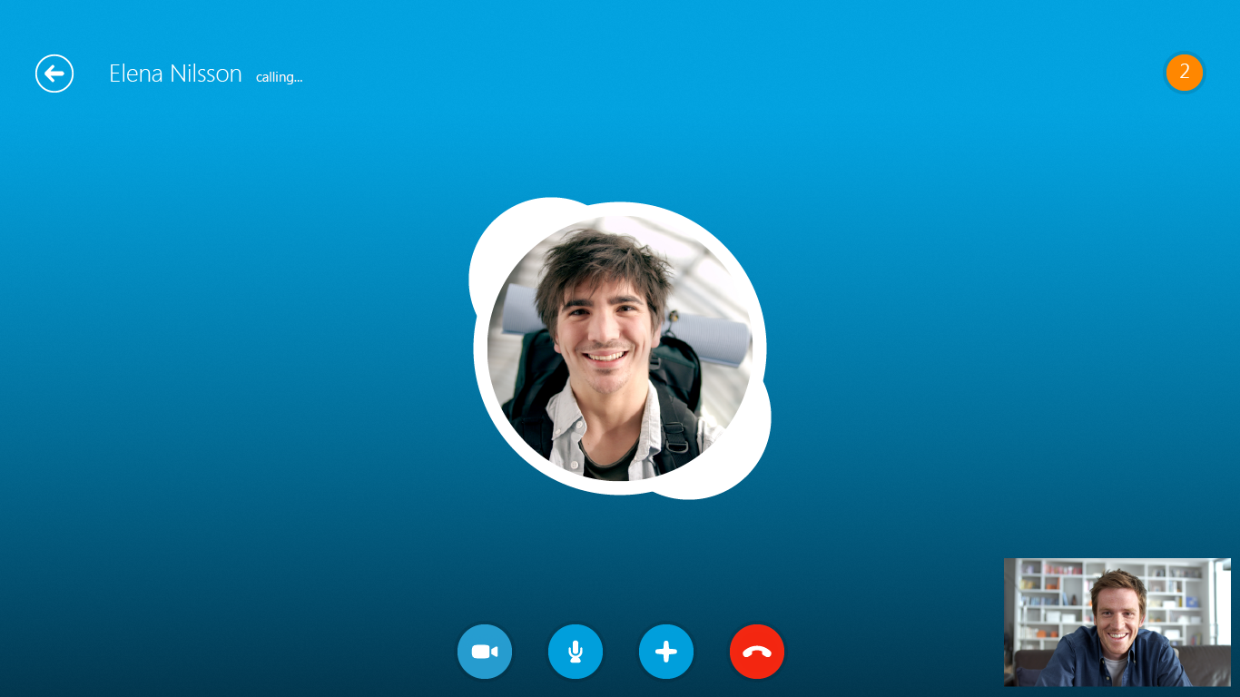 Skype (Calling, Video Calling) Software Free Download