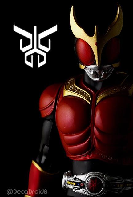 S.H.Figuarts Kamen Rider Kuuga Renewal Photoshot