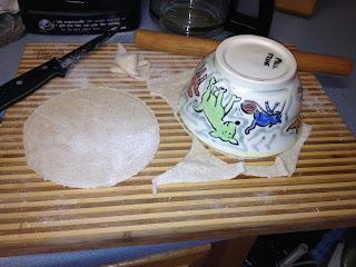 homemade tastes better on handmade, handmade pottery, crazy green studios