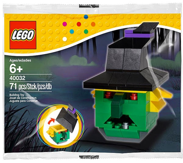 Đồ Chơi Halloween Đến Từ Lego