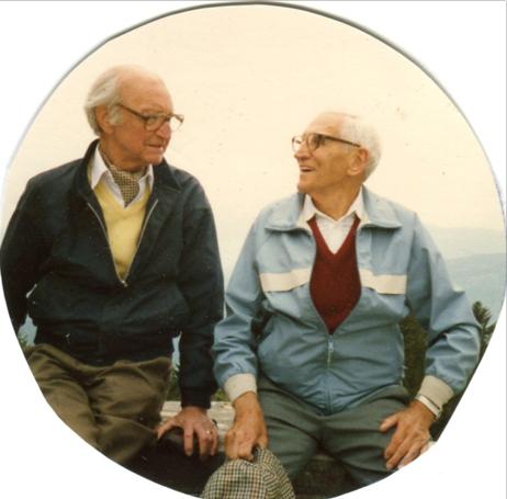 Lloyd Seaman and Fred Beardsley
