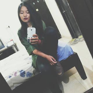 miror selfie miring