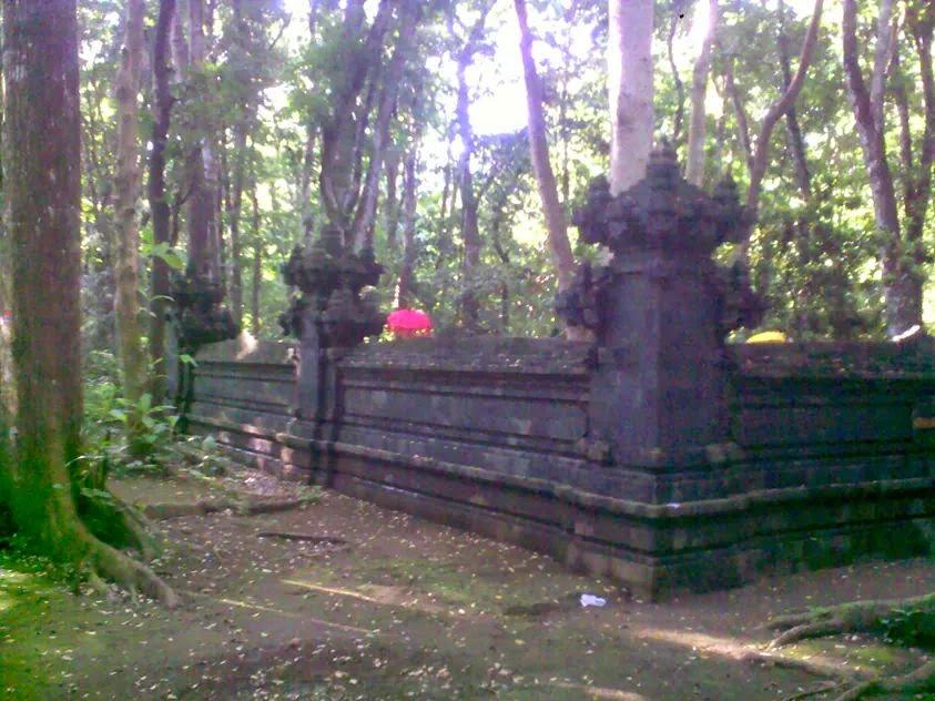 Situs Kawitan, Taman Nasional Alas Purwo.