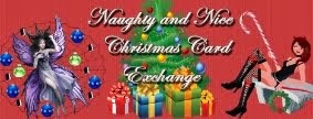 Naughty & Nice Christmas Card Exchange