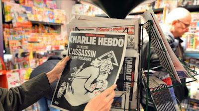 Kartun Terbaru Charlie Hebdo Kembali Menuai Kecaman