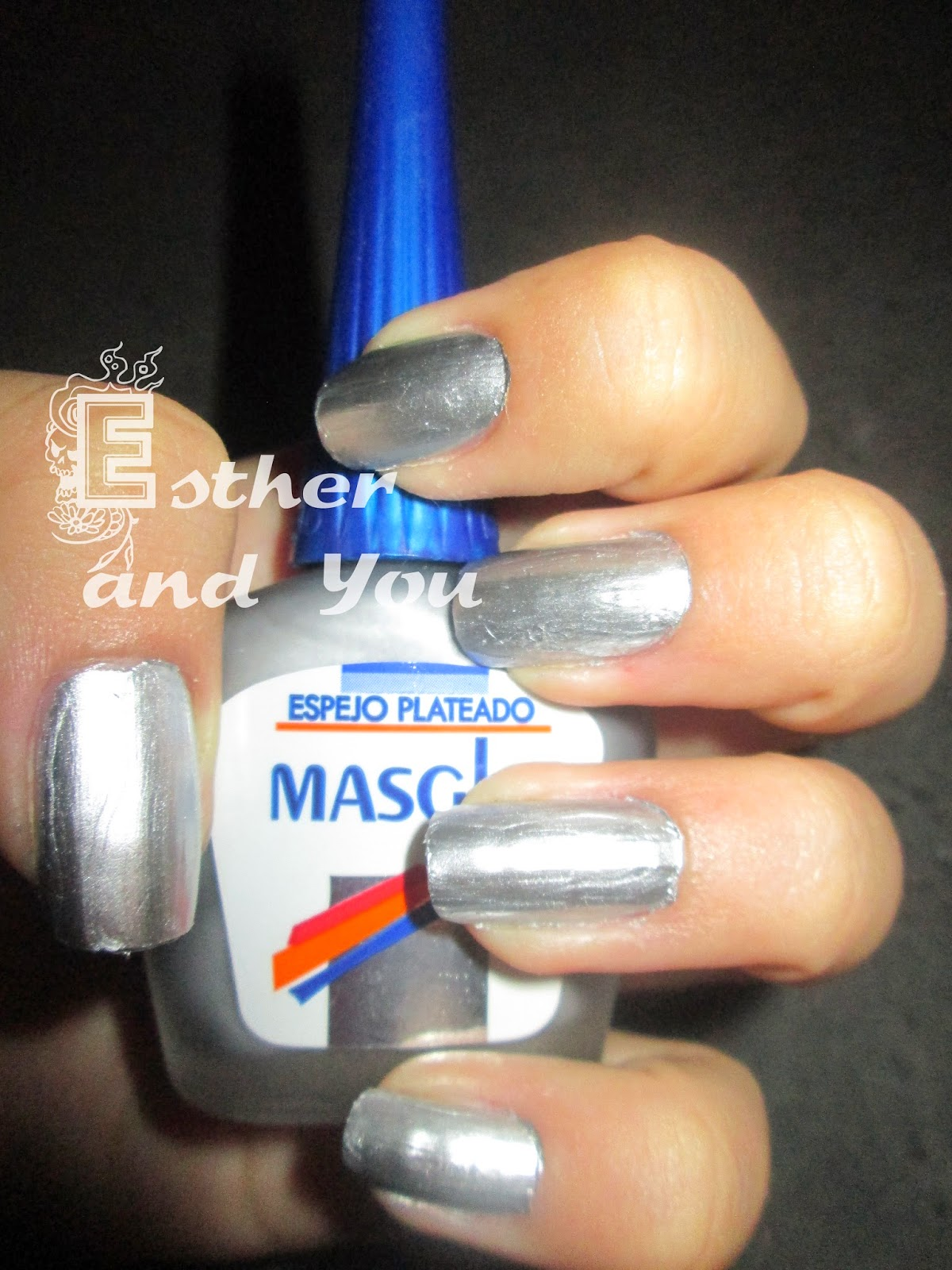EstheR and U: Manicura Espejo