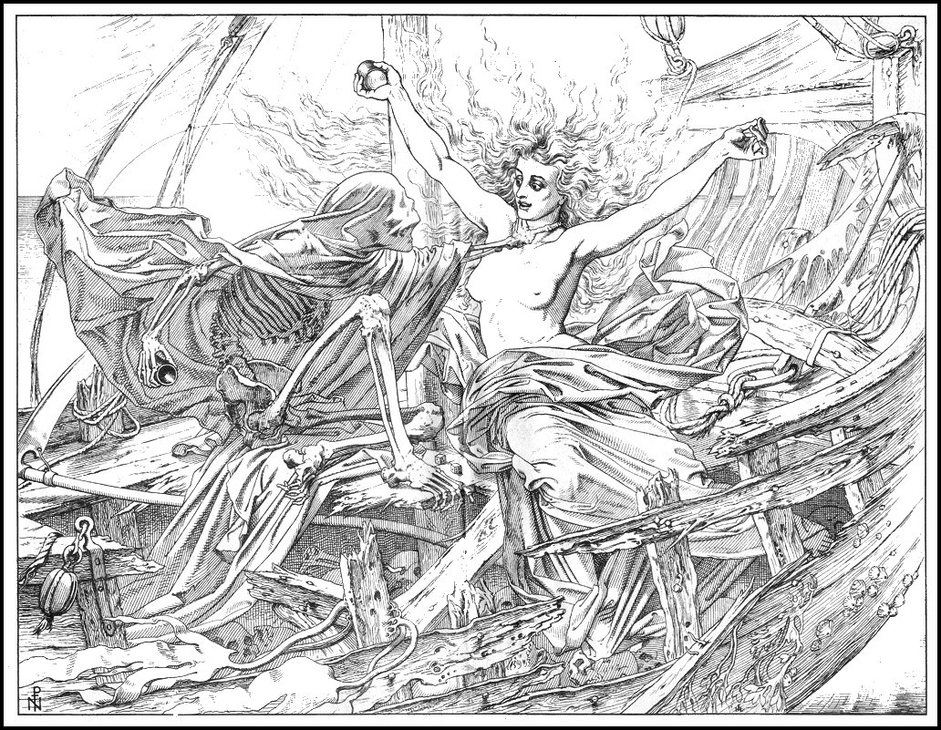 christianity in rime of the ancient mariner Read expert analysis on the rime of the ancient mariner the rime of the ancient mariner in seven parts at owl eyes the rime of the ancient mariner the rime of the ancient mariner  by comparing the seabird to a christian soul and describing how the bird helps get the ship to safety in the next stanza, coleridge creates an allusion to the.