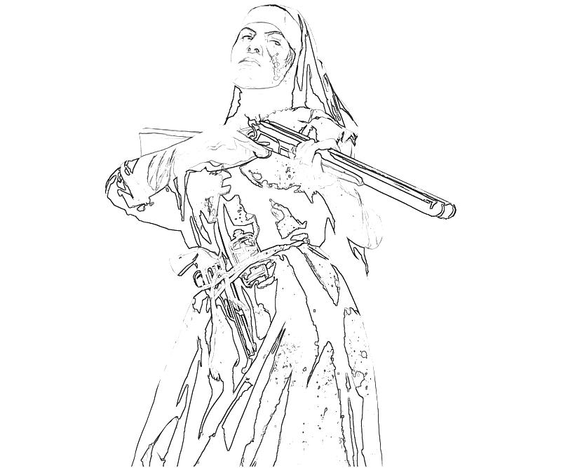 red dead redemption coloring pages - photo#13