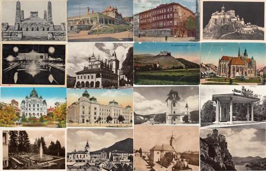 Predám staré pohľadnice slovenských miest (info mailom).