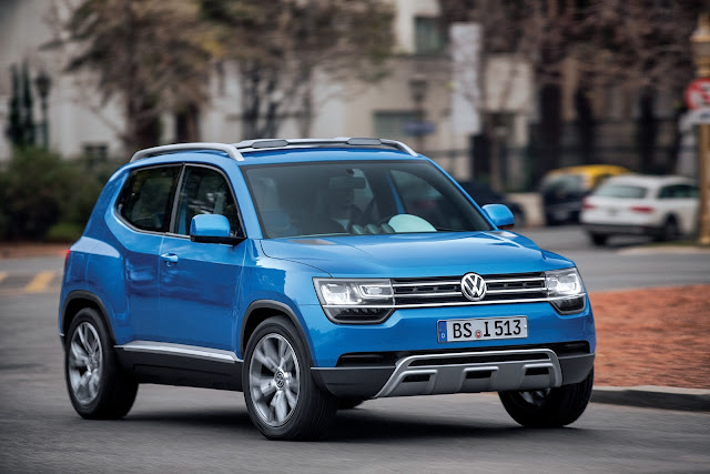 vw taigun small suv may launch in 2016 lautoshow cars. Black Bedroom Furniture Sets. Home Design Ideas