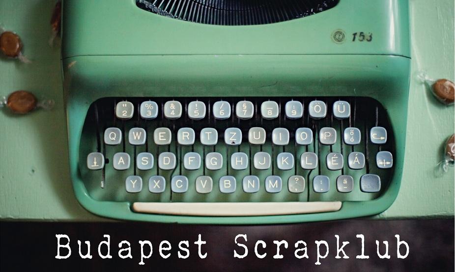 Budapest Scrapklub