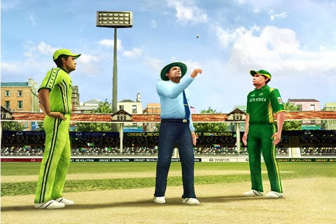 Cricket Revolution 2013 PC Game Latest Version Download Free