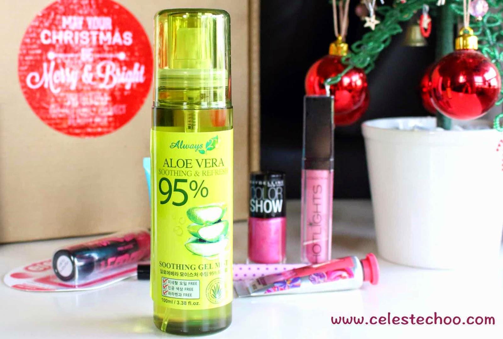 korean-skincare-always21-aloe-vera-gel-mist-soothing-refreshing