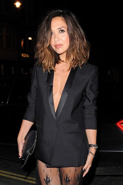 Actress, Singer, Model, @ Myleene Klass - Cosmopolitan Ultimate Women of the Year Awards in London