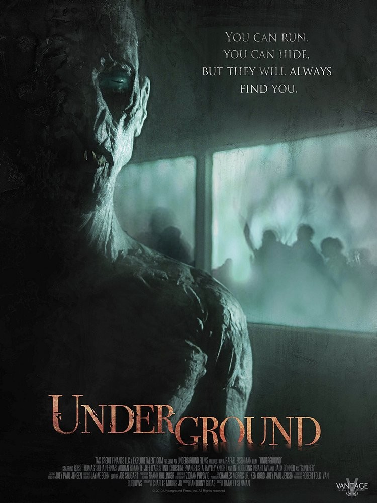 Underground Movie Poster