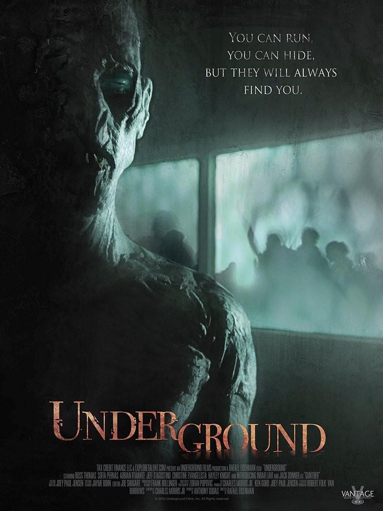 Underground Movie Poster