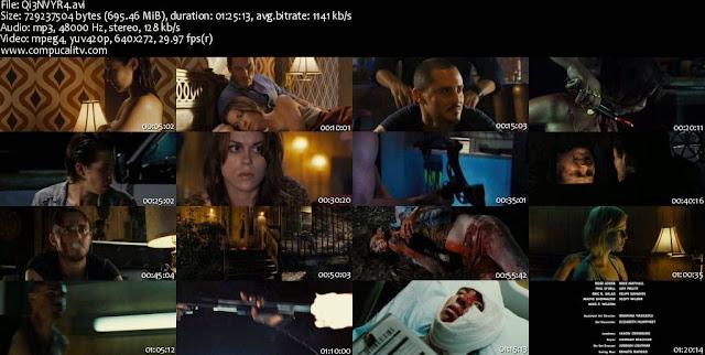 ¿Quién Vivirá? DVDRip Latino