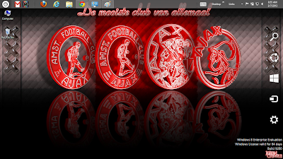 Ajax Amsterdam Theme For Windows 7 And 8