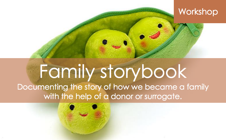 Family Storybook Workshop