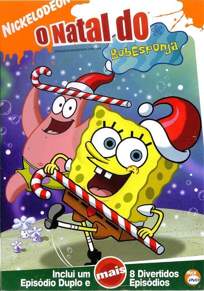 Bob Esponja: O Natal do Bob Esponja – Dublado (2012)