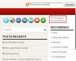 Como mostrar o número total de Posts e Comentários no Blogger Sem+t%25C3%25ADtulo