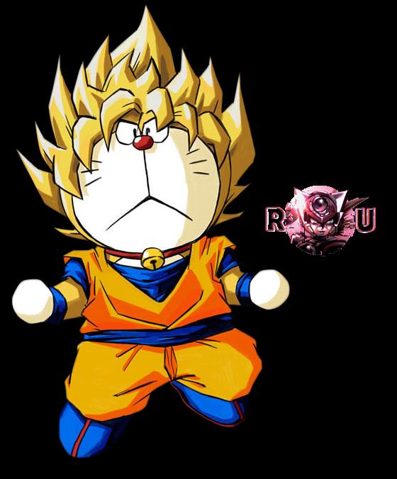 Doraemon Dragon Ball Z
