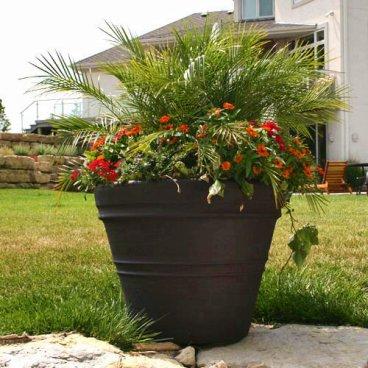 Arte y jardiner a ornamentos en el jard n for Ideas para jardines grandes