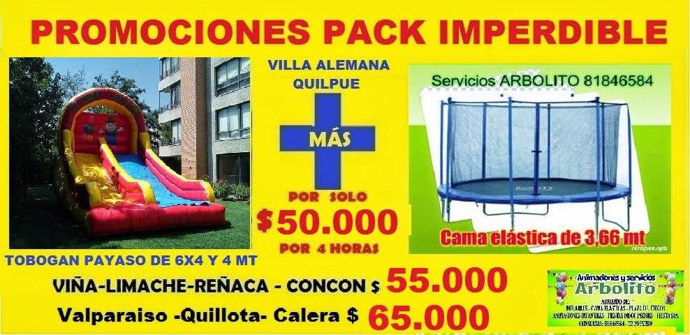 Pack promocion