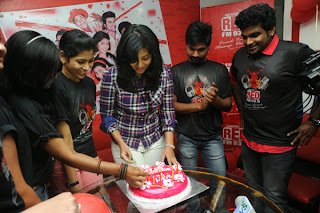 Anjali New Stills at Red FM 7th Anniversary Lucky Draw Event