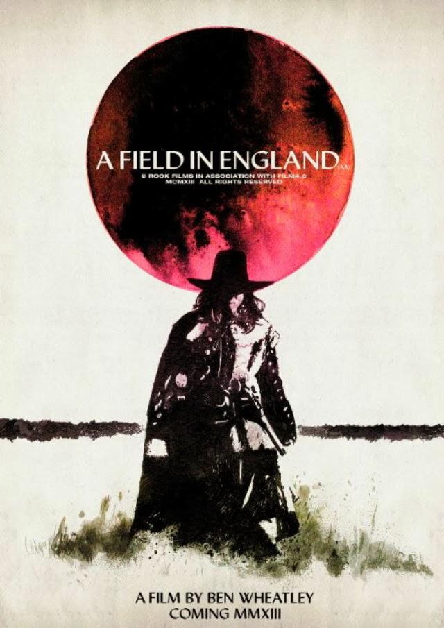 """Imágenes de la película """"A Field in England"""""""