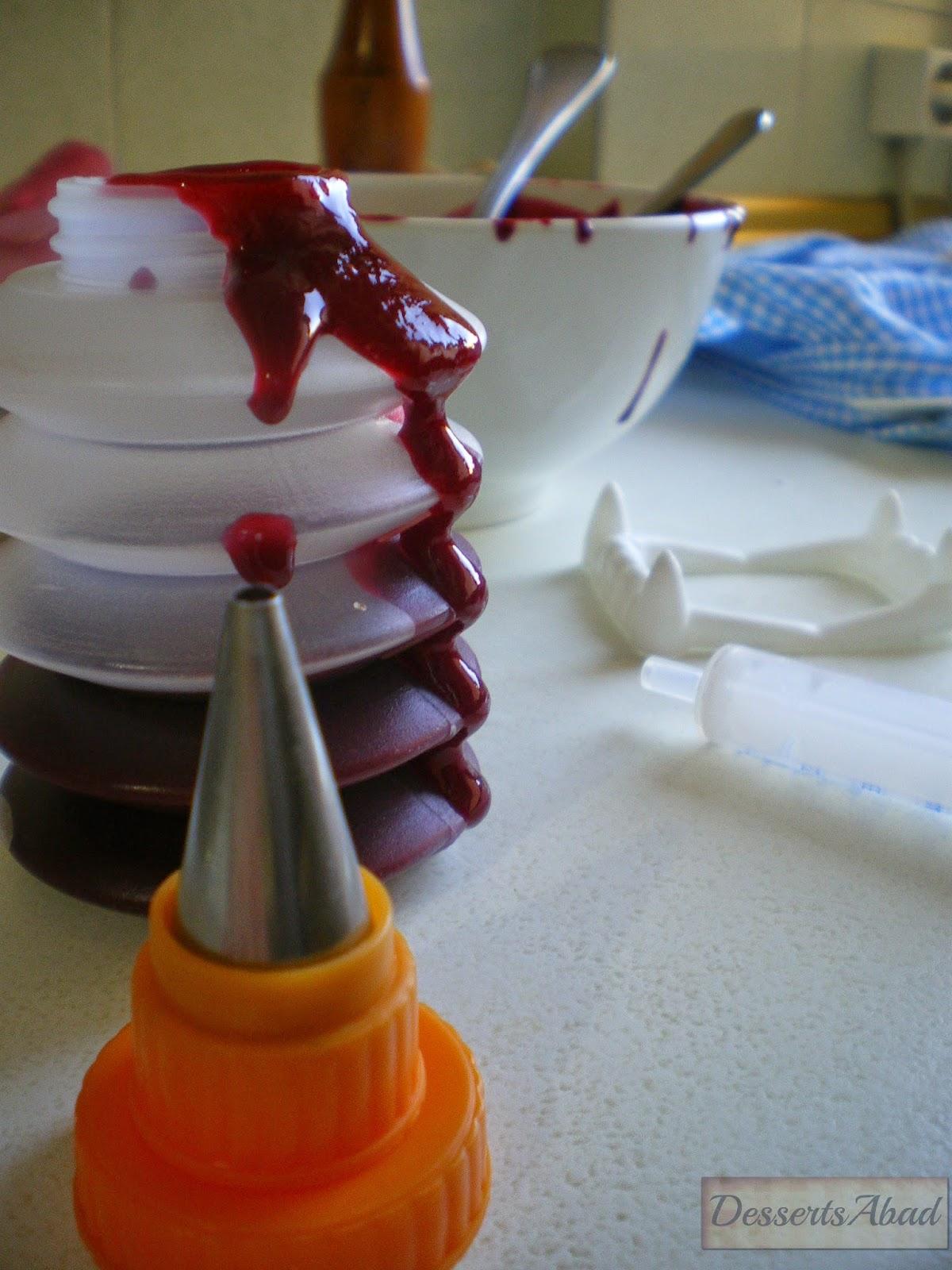 Vamp Attack Cake (Sangre)
