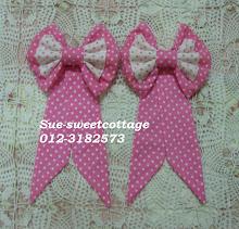 Mini Frame Ribbon (panjang 15inci) = RM18 sepasang