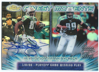 Highlights of COMC Randoms, including Terrell Davis' shoe and Variations on the Music City Miracle Highlights of COMC Randoms, including Terrell Davis' shoe and Variations on the Music City Miracle dyson 2Bauto