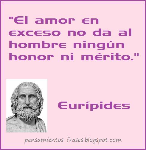 frases de Eurípides
