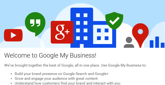 how to create google+ page for blogger