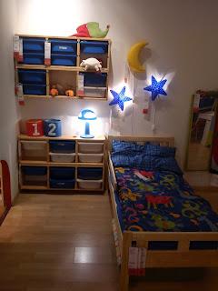 Ikea e momichan camerette stuva e trofast - Ikea letti per bambini ...