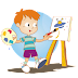 latihan menggambar untuk anak