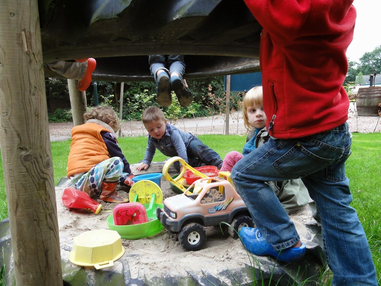 Kinderen camping Emmen