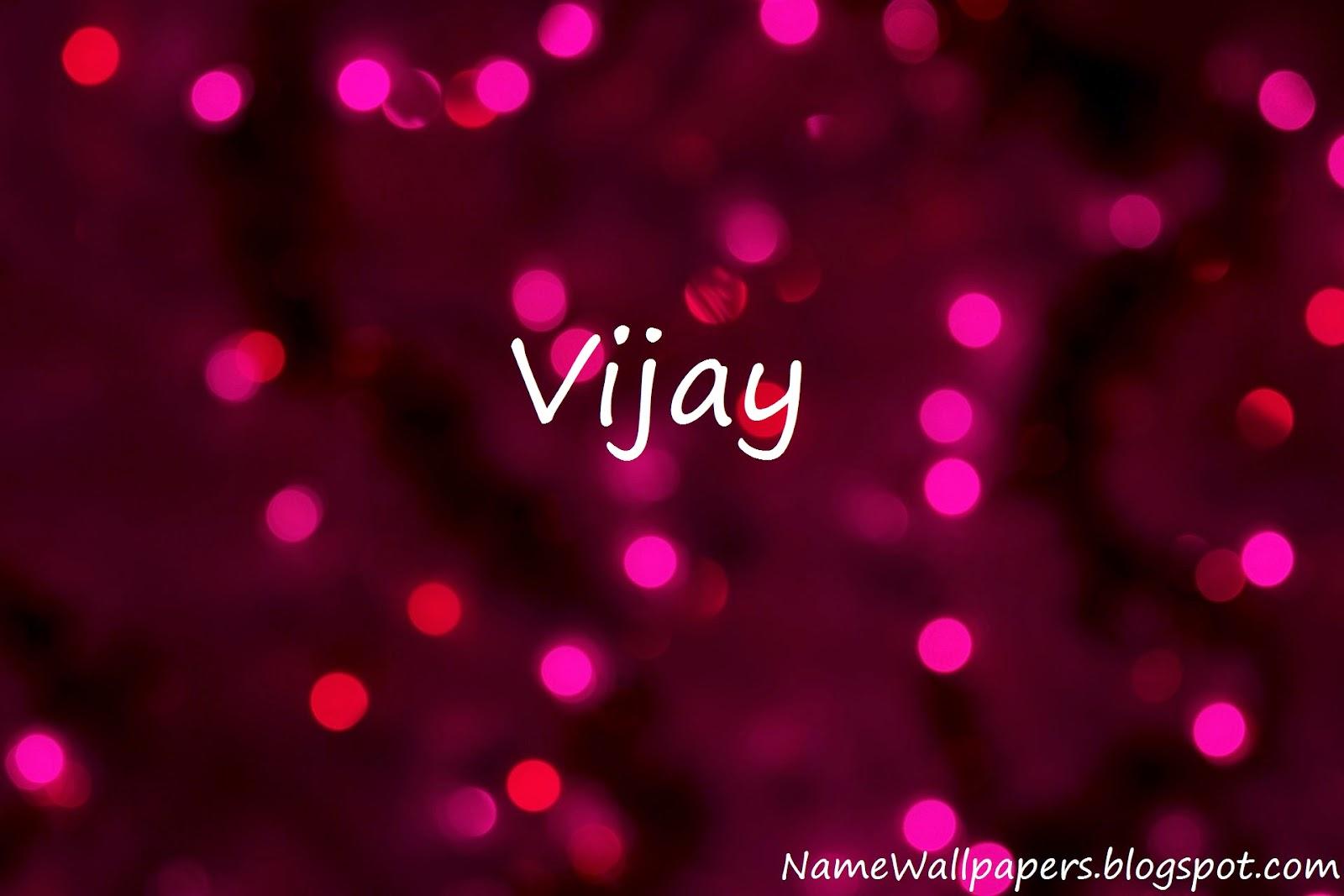 Vijay Name Wallpapers Vijay Name Wallpaper Urdu Name Meaning Name