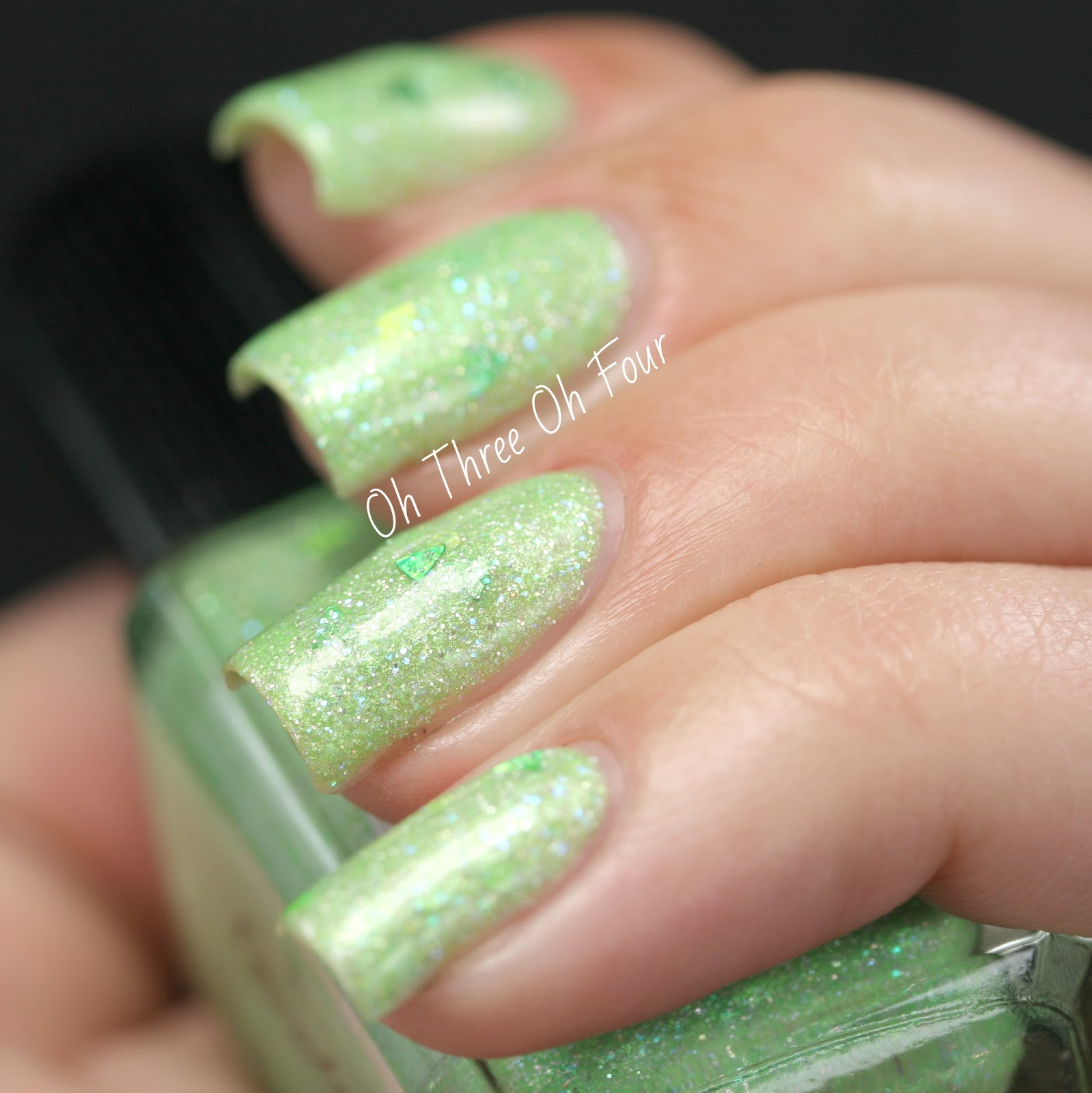 Lynnderella Lettuce Be Young at Heart Swatch
