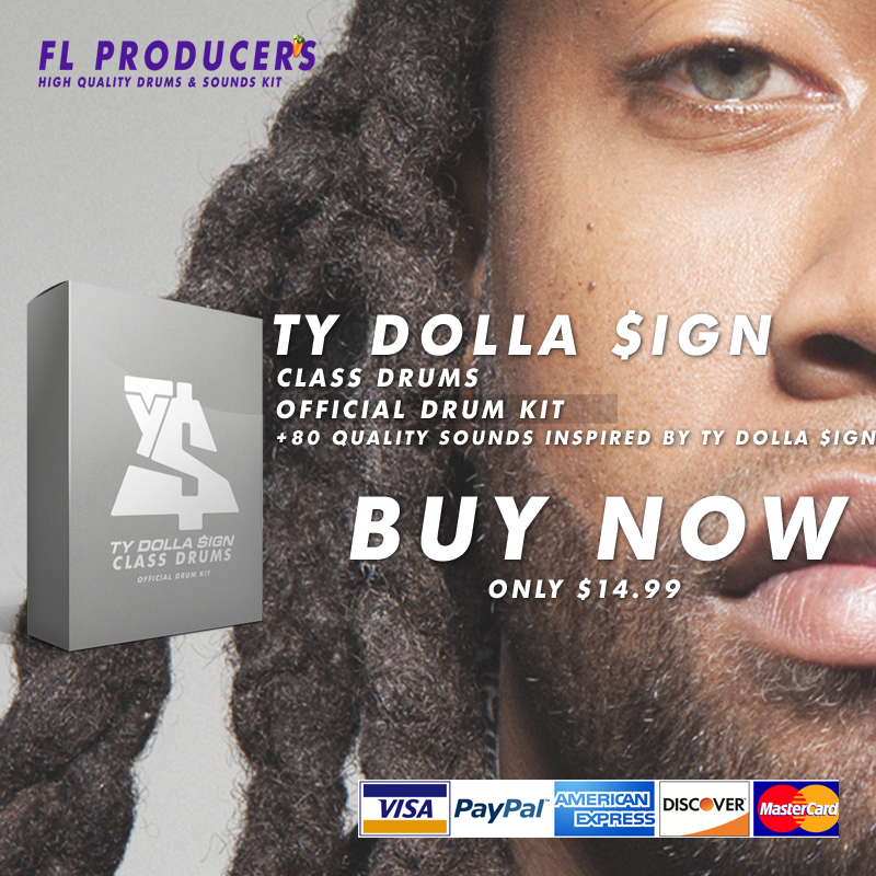 Ty Dolla Sign - Class Drums