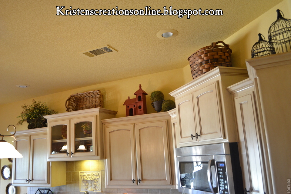 1000 ideas about above cabinet decor on pinterest for Ideas for things to put on top of kitchen cabinets