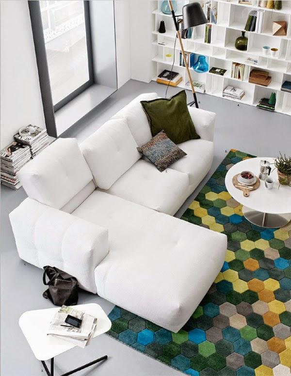 lieblingsst cke lieblilngsst cke teppiche von boconcept. Black Bedroom Furniture Sets. Home Design Ideas