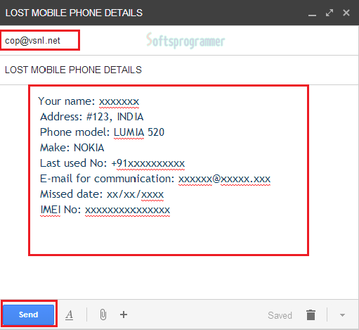 track mobile using imei number india software