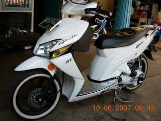 Gambar Modifikasi Honda Vario Terkeren