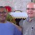 Visita de Emerson y Mons. Grondin
